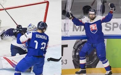 Slovenskí hokejisti vyhrali nad Francúzskom. So súperom sme sa vytrápili, ale dôležitý zápas sme napokon zvládli