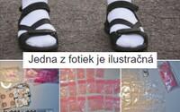 Slovenskí policajti chytili Čecha so 125 dávkami extázy. Vystrelili si z neho pomocou ponožiek v sandáloch