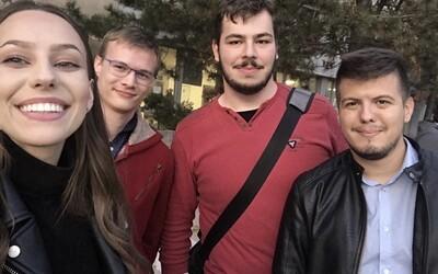 Slovenskí študenti STU inovujú v gastro biznise. Chcú odstrániť (túto) otravnú situáciu.