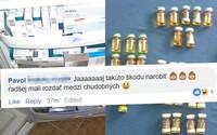 Slovenskí sypači smútia, policajti zaistili steroidy za 30-tisíc eur. Distribútori v našej krajine sa však na Poliakov nechytajú