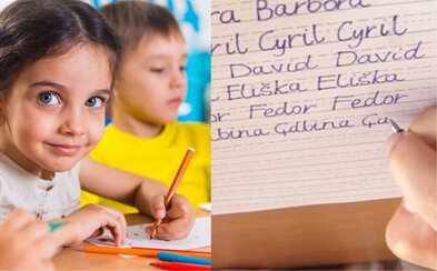 Slovenskí žiaci sa viac nebudú musieť učiť písať písaným písmom. Ministerstvo školstva zrušilo sporné nariadenie