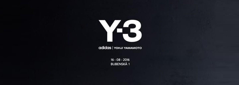 Česko a Slovensko čeká první oficiální release kolekce Y-3