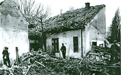 Slovensko bolo viackrát bombardované americkými lietadlami alebo posledné roky druhej svetovej vojny na slovenskom nebi