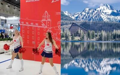 Slovensko chcelo turistov očariť krátkymi sukňami, ale na Tatry sa zabudlo. Propagačné stánky na veľtrhu nezahviezdili
