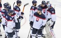 Slovensko definitívne stratilo nádej na postup a v zápase s USA si zahrá len o česť