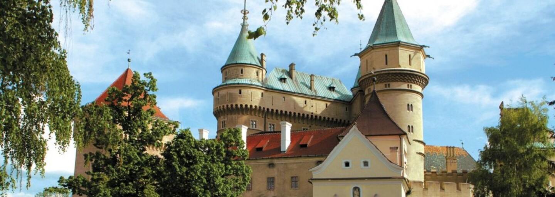 Slovensko má jeden z najkrajších zámkov v Európe. National Geographic sa do Bojnického zámku v novom rebríčku platonicky zamiloval