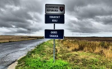 Slovensko má jedny z najstarších hraníc sveta. Delia nás od rečovo blízkych národov na severe a západe