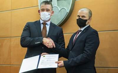 Slovensko má nového prezidenta Policajného zboru. Je ním Peter Kovařík