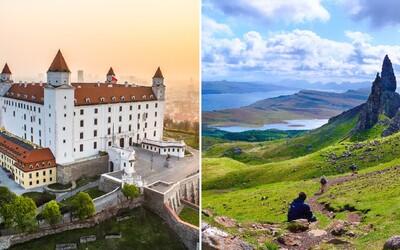 Slovensko môže ísť Škótsku príkladom. Obrovský americký denník nás v niektorých oblastiach považuje za fantastický štát