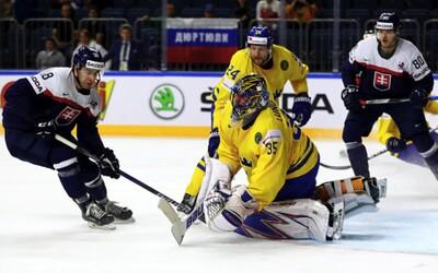 Slovensko nedokázalo zvíťaziť ani v poslednom zápase na šampionáte. Po nepresvedčivom výkone proti Švédsku mu patrí predposledné miesto tabuľky