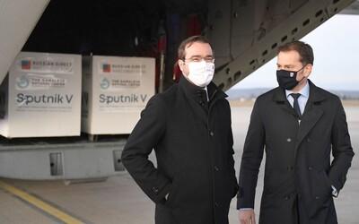 Slovensko nemá z Maďarska výsledky testov Sputnika, vyhlásil minister Lengvarský. Matovič pritom tvrdil, že prvé už dorazili