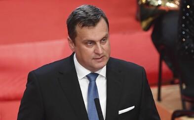 Slovensko nemalo 7 minút prezidenta, môže za to prejav Andreja Danka. V skutočnosti ho vôbec nemal mať