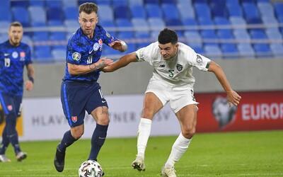 Slovensko po penaltách postupuje do finále baráže odloženého EURO 2020