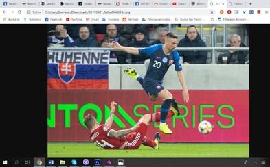 Slovensko porazilo Maďarsko. Naši futbalisti odprevadili súpera späť domov po dvojgólovej výhre
