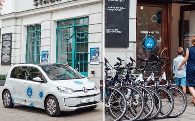Slovensko posúva dopredu ďalší domáci projekt! V Bratislave si môžeš prenajať elektromobil a svoje auto tak nechať doma