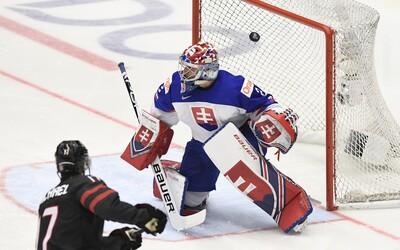 Slovensko sa lúči so šampionátom v Česku po poriadnej nádielke gólov od Kanady. Nikto ich nedostal viac ako naša reprezentácia