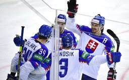 Slovensko sa vracia na víťaznú vlnu. Vydrelo si víťazstvo s Dánskom