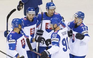 Slovensko si odnáša výhru zo zápasu s Francúzskom