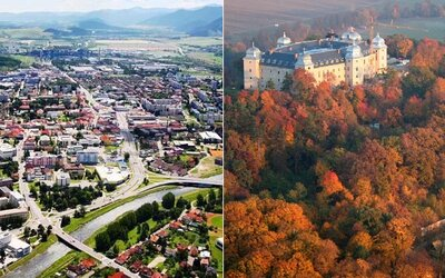 Slovensko si zvolilo svoje najúžasnejšie mesto i obec. Víťazov by si musel hľadať na Liptove či pri Lučenci