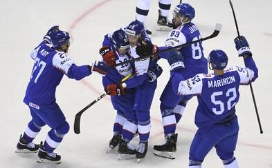 Slovensko víťazí po fantastickom výkone v zápase s USA