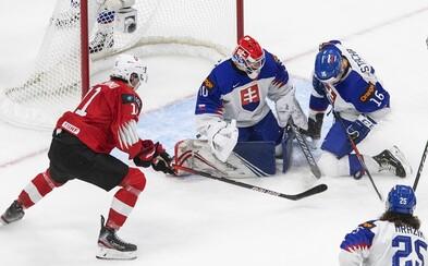 Slovensko vyhralo v prvom zápase na Majstrovstvách sveta v hokeji do 20 rokov proti Švajčiarsku