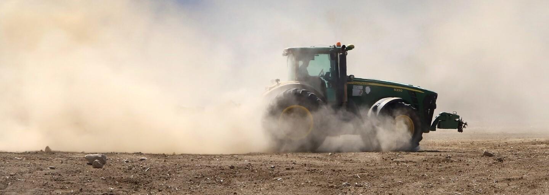 Slovensko zažíva najväčšie suchá za posledné desaťročia. V apríli takmer nikde nepršalo