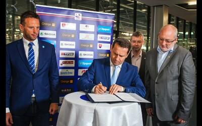 Slovenskú hokejovú reprezentáciu čakajú lepšie časy. Kaufland bude novým partnerom zväzu ľadového hokeja a predstavuje unikátny projekt