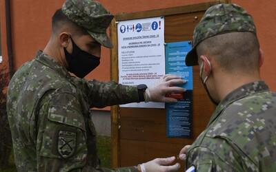 Slovensku pri celoplošnom testovaní pomôžu aj rakúski vojaci
