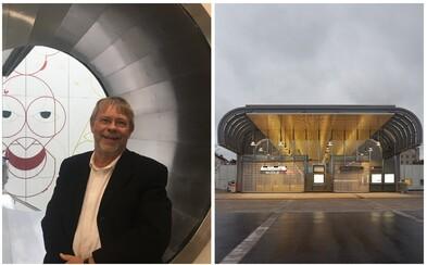 Slovenský architekt bol vedúcim projektu pri návrhu stanice Viedenského metra za vyše 130 miliónov eur. Výsledok je skvostný
