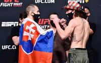 Slovenský bojovník Ľudovít Klein ve svém druhém zápase v UFC prohrál