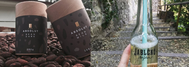 Slovenský cider Jablčnô a čokoláda Lyra získali Oscara gastronómie. Lahodné produkty zo Slovenska dobývajú svet