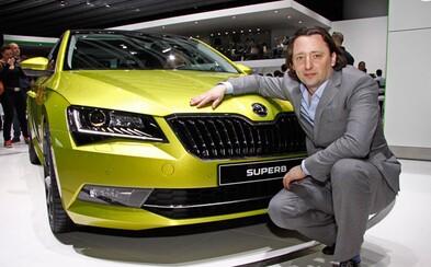 Slovenský dizajnér Jozef Kabaň prekvapivo odchádza z postu šéfdizajnéra značky Škoda a putuje do BMW!