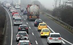 Slovenský dôchodca upchal maďarskú diaľnicu