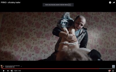 Slovenský film Pírko zachytáva príbeh detí z ústavov, ktoré spoznávajú skutočný život skrz drogy a znásilnenie