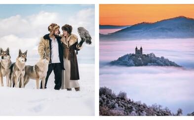 Slovenský fotograf Gabriel Lovás na svoje korene nezabúda. Hoci žije v zahraničí, na Instagrame nám robí úžasnú reklamu