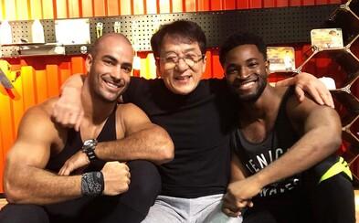 Slovenský herec Broňo sa objavil v traileri s Jackie Chanom. Bolo úžasné s ním pracovať, vraví