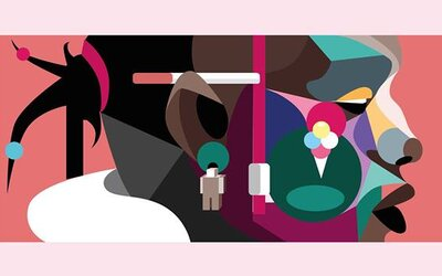 Slovenský ilustrátor Marek Mráz a jeho pohled na dnešní popkulturu formou výstavy Detox 2
