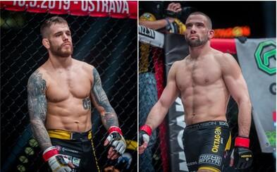 Slovenský MMA šampion Tomáš Deák jde do boje o další titul! V Oktagonu se mu postaví Macek