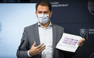 Slovenský premiér Igor Matovič je ochoten podat demisi