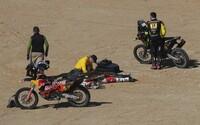 Slovenský pretekár Svitko sa vyjadril ku smrteľnej nehode na Rallye Dakar. Bola to najhoršia etapa v živote, tvrdí