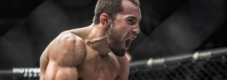 Slovenský UFC bojovník Ľudovít Klein zná jméno dalšího soupeře. Pobije se s ním v Las Vegas