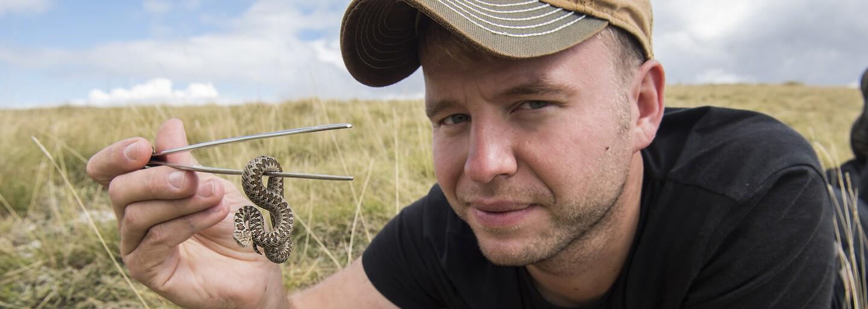 Slovenský vedec objavil nový druh hada. Meter dlhý plaz je medzinárodným úspechom