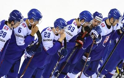 Slovenští fanoušci vypískali kanadskou hymnu a na led házeli mince