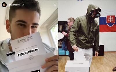 Slovenští influenceři se nebáli ukázat, koho volili za prezidenta. Pil C, Gogo či Expl0ited se shodli jednohlasně