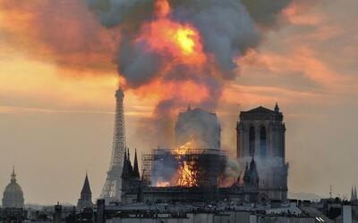 Sľúbené stovky miliónov na rekonštrukciu Notre-Dame od boháčov stále nedorazili. Vyzbieralo sa menej ako 10 %