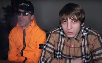 Smack a Sinai reagují na rap českých youtuberů, jeden je lepší než Lipo