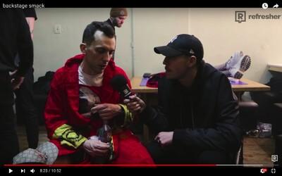 Smack pokrstil album Terapie v Brne. Plný klub a množstvo hostí sme si nemohli nechať ujsť