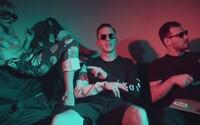 Smack s Igorem popisují svůj vztah k hulení v novém singlu Dal Sem Spliff. Zhlédni doprovodné video