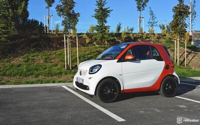 Smart ForTwo: S novou dvojspojkovou prevodovkou mestským ideálom (Test)