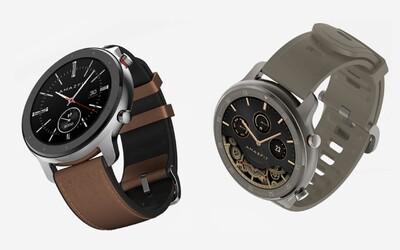 Smart hodinky Amazfit GTR vydržia nabité skoro mesiac a dokážu takmer všetko